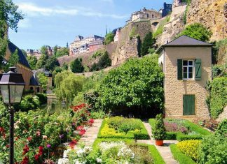 tour du lịch luxembourg