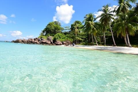 Du lịch Phú Quốc - Hòn Móng Tay điểm check in dành cho du khách