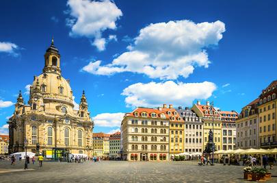 khám phá thành phố nước đức Frankfurt