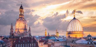 Thành phố Dresden Du lịch Đức