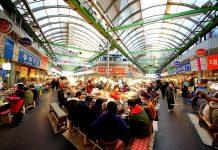 Chợ Gwangjang
