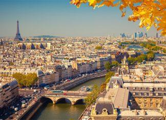 """Thành phố Paris """"kinh đô ánh sáng nước du lịch Pháp"""